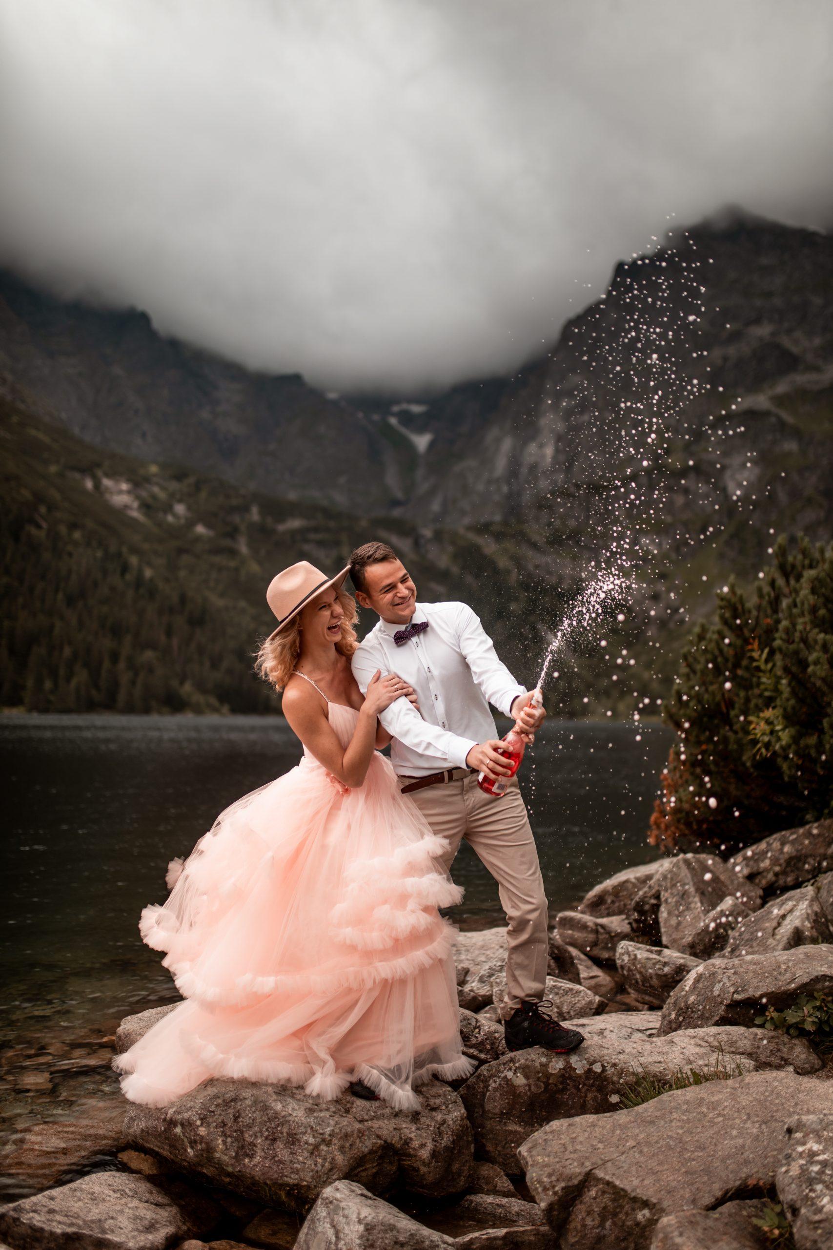 Destination Elopement Wedding